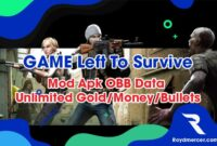 Left to Survive Mod Apk