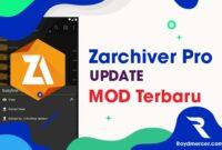 Zarchiver Pro Apk UnBanned