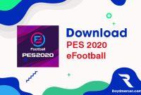 pes 2020 efootball