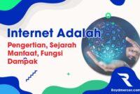 Pengertian Internet