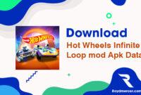 hot wheels infinite loop mod