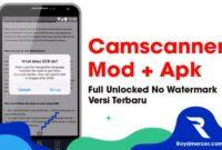 Camscanner Mod