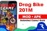 Drag Bike 201M